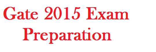 gate-2015-exam-preparation