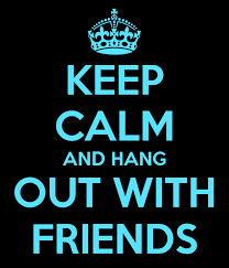 Keep calm andHangout