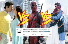 deadpool vs bollywood