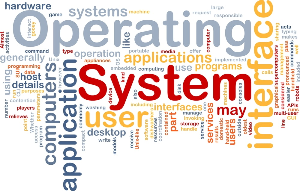 operation system Over the years a range of gui's have been developed for different operating  systems such as os/2, macintosh, windowsamiga, linux, symbian.