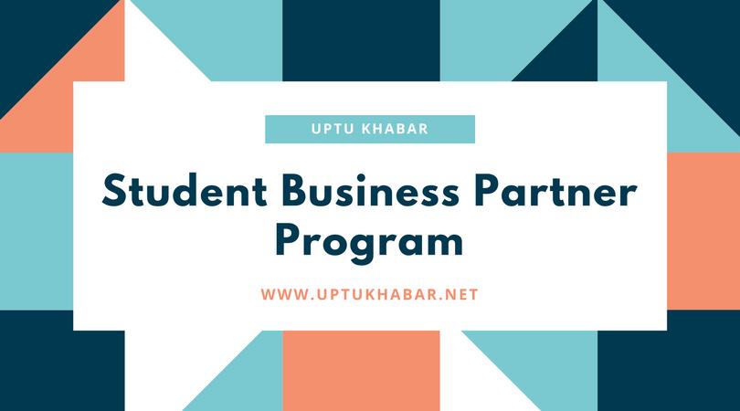 UPTU Khabar Business Partner Program